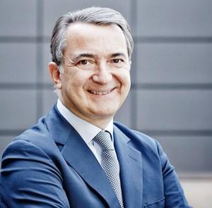 Bruno van Lierde Lloyd's Europe Chair of the Board